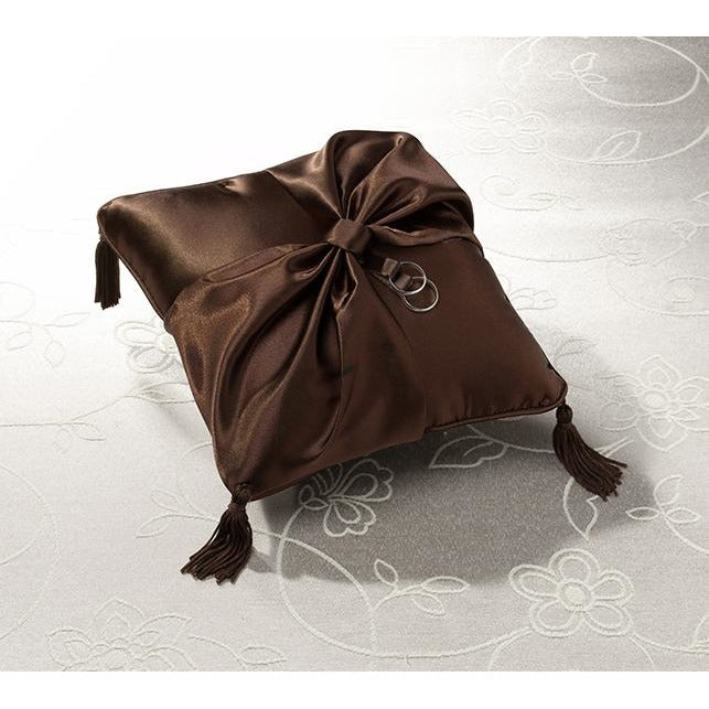 Ring Pillow - Brown