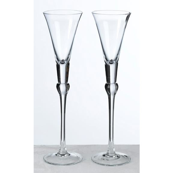 Modern Toasting Glasses