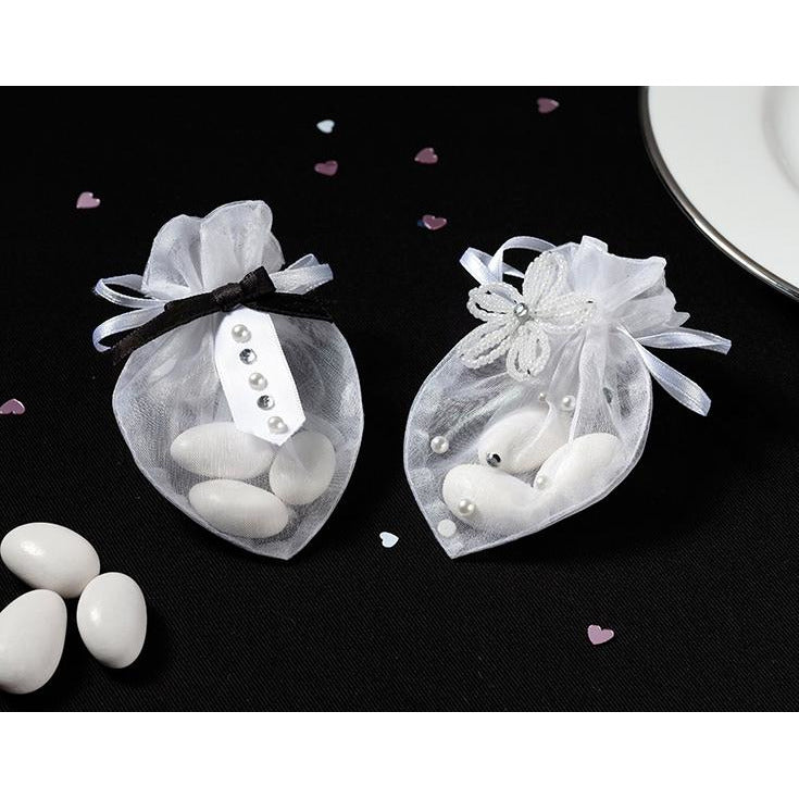 Set/6 Mini Bag Favor-Bride