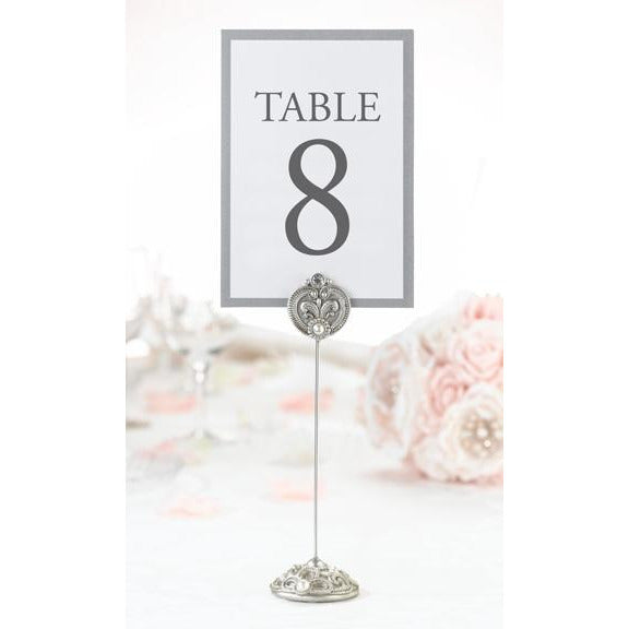 Jeweled Table Markers (Set of 4)