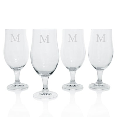 Stemmed Goblets (Set of 4)