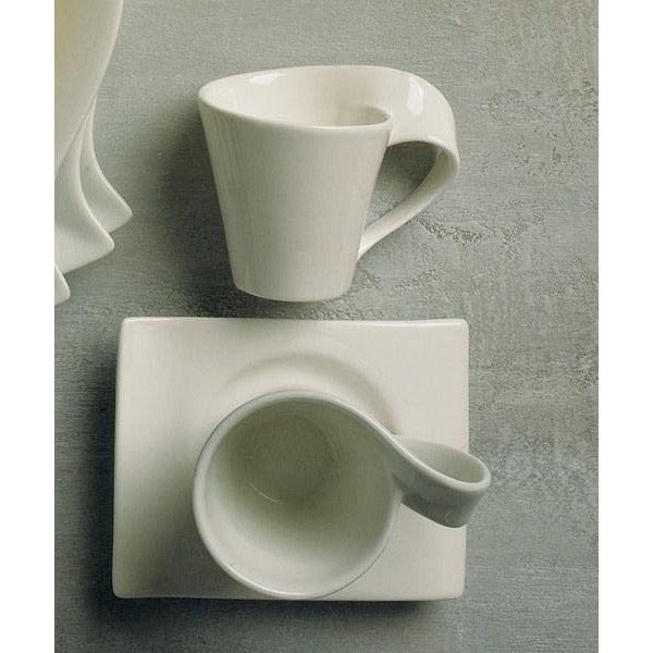 """Swish"" Cup and Saucer Sets"