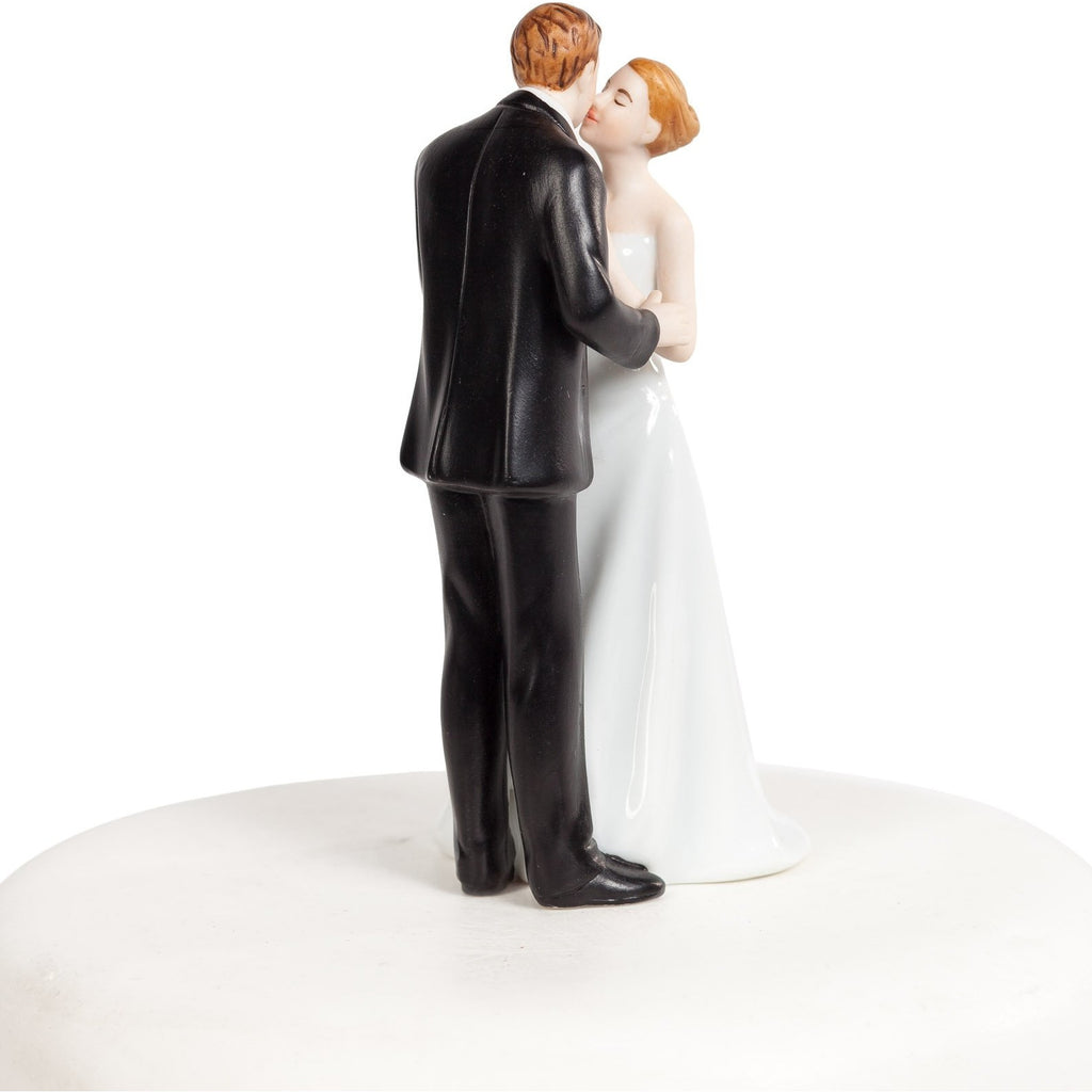 Funny Tie(ing) the Knot Wedding Cake Topper