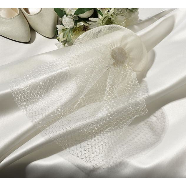 Veil Headpiece Ivory
