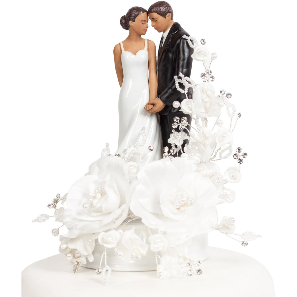 Vintage African American Cake Topper