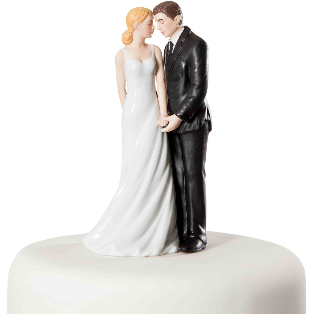 """Wedding Bliss"" Cake Topper Figurine"