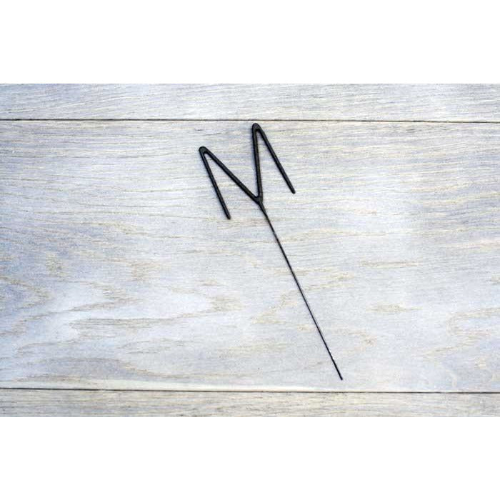 Wedding Monogram Sparklers