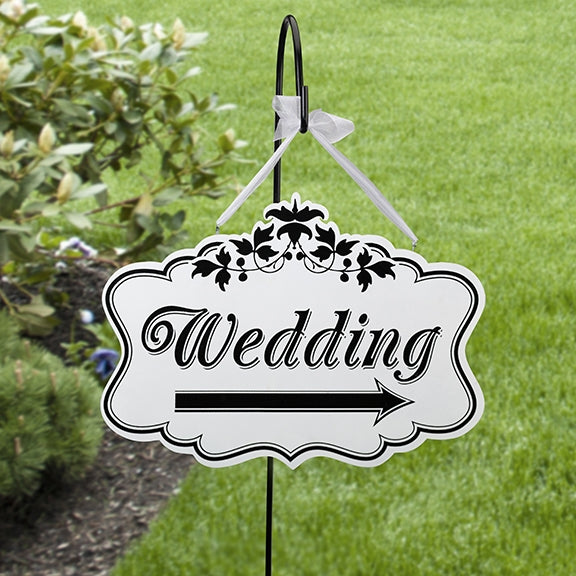 "Wedding Sign - Large(18"")"