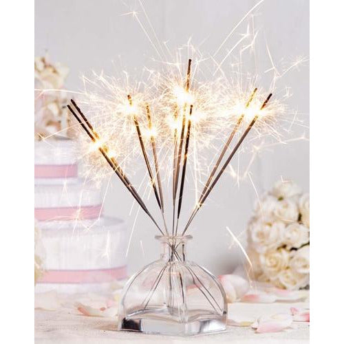 9 Inch Wedding Sparklers