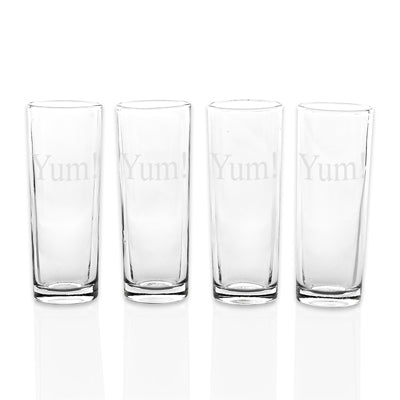 Yum! Dessert Shooters (Set of 4)