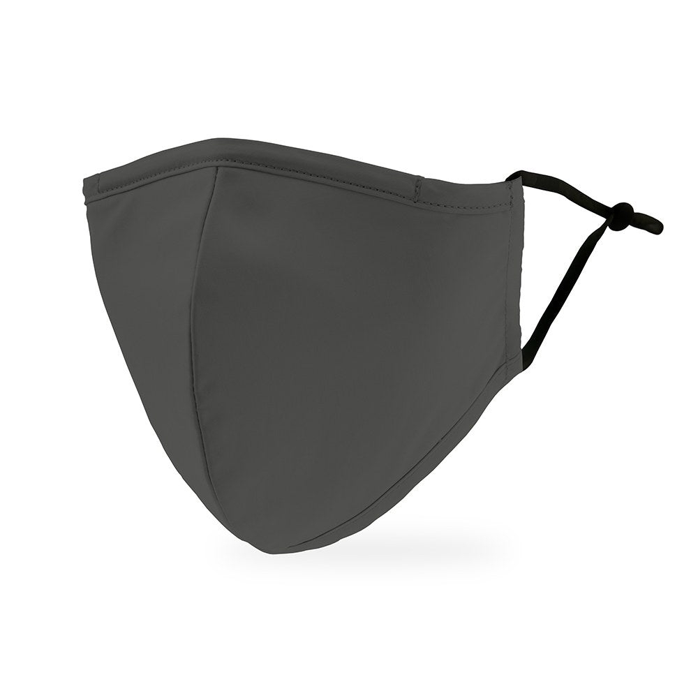 Grey Protective Cloth Face Mask