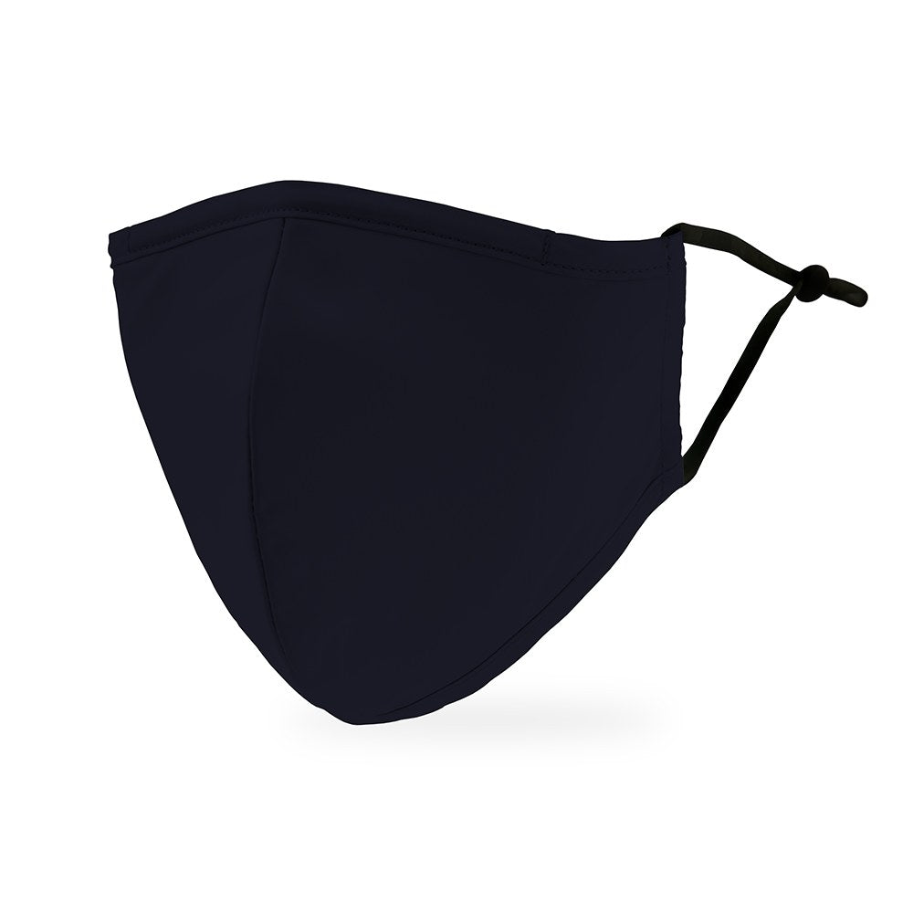 Navy Protective Cloth Face Mask