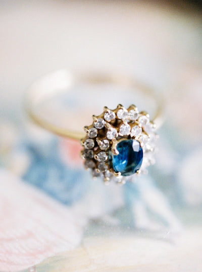 Photography by André Teixeira, Brancoprata.  http://www.stylemepretty.com/2015/05/16/23-vintage-inspired-engagement-rings/