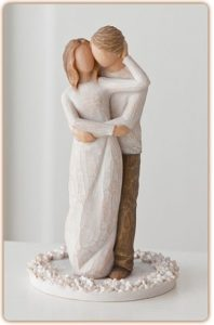Together Wedding Cake Topper