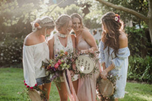 Your Bridal Party is your first Wedding Survival Kit