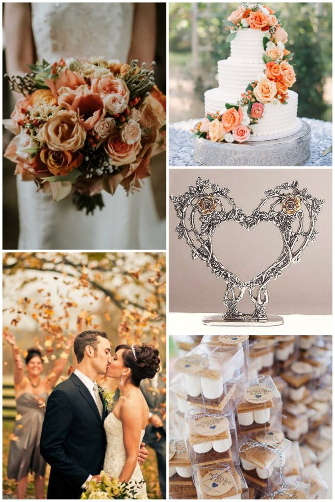autumn wedding theme inspiration