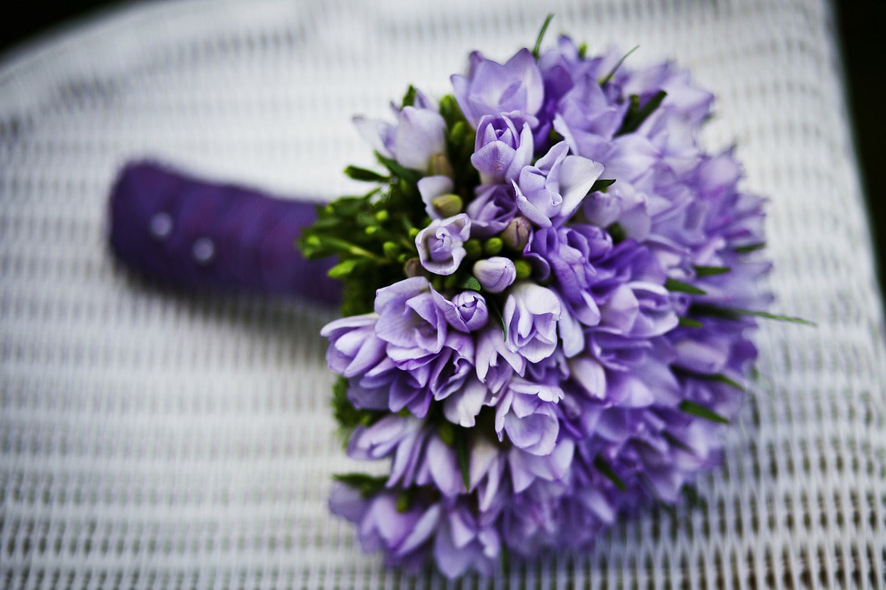flower wedding trends