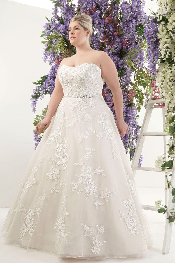 Wedding Dresses for Plus Size Brides