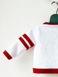 Retro Baby Varsity Sweater