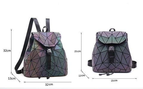 Lumiuos Backpack SIze