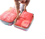 High Quality Packing Cubes 6PCS/Set