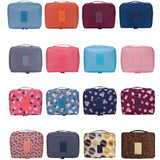 Makeup Travel Organizer Bag waterproof