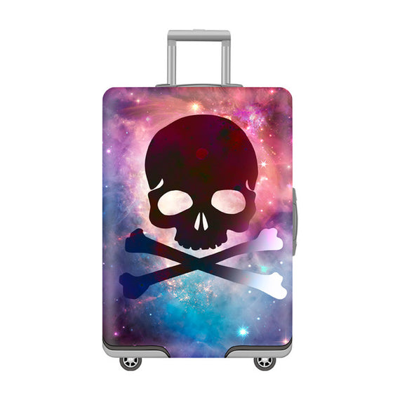 Scull Suitcase Protective Trunk Covers