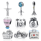 Just Travel  Charm Collection