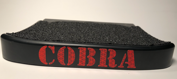 Cobra Grip Pad: Rear Concave Footpad