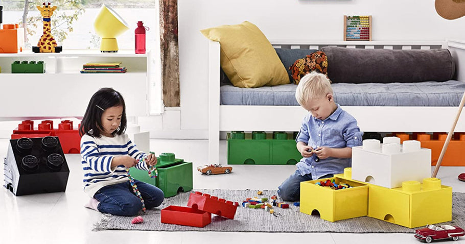 Up to 25% Off LEGO & Crayola Organization Solutions on Zulily