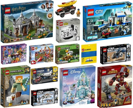 Best LEGO Deals on Amazon – updated November 23, 2020