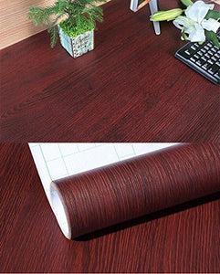 Order now decorative faux wood grain contact paper vinyl self adhesive shelf drawer liner for bathroom kitchen cabinets shelves table arts and crafts decal 24x117 inches