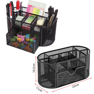 9 Compartment Stationery Holder (1 Unit)