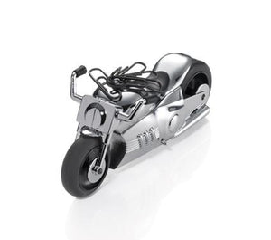 Troika Motorcycle Paperweight