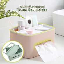 Load image into Gallery viewer, Multi-Functional Tissue Box Holder