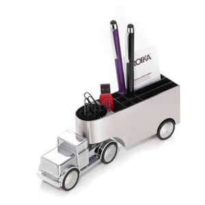Troika Office Trucker Desk Object Organizer