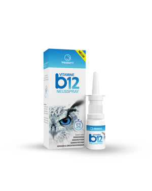 Vitamine B12 neusspray - The Green Happiness