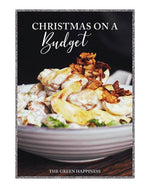 Christmas on a Budget menu - The Green Happiness
