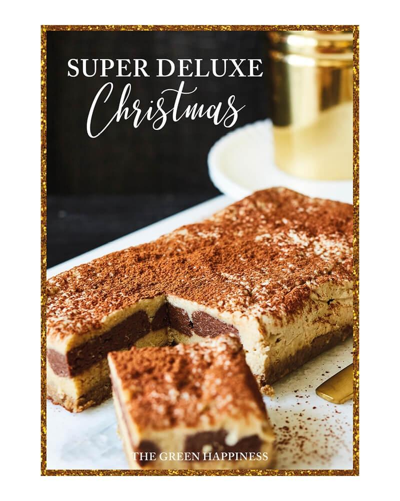 Super Deluxe Kerstmenu - The Green Happiness