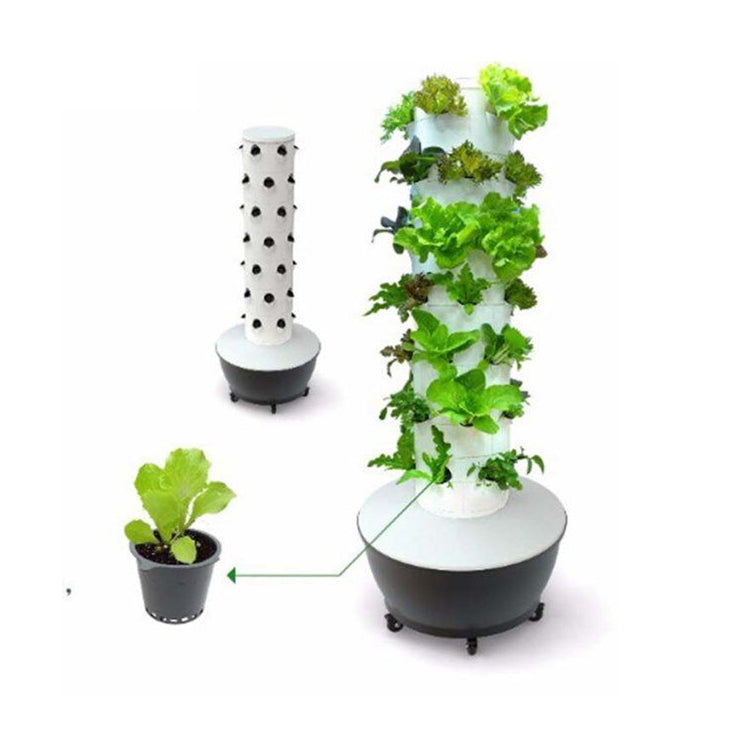 Tower Garden - The Green Happiness
