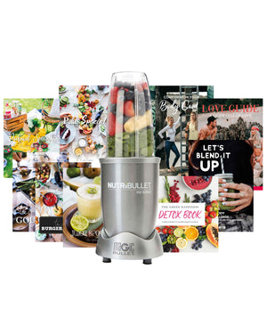 NutriBullet PRO + Blend It Up package - The Green Happiness