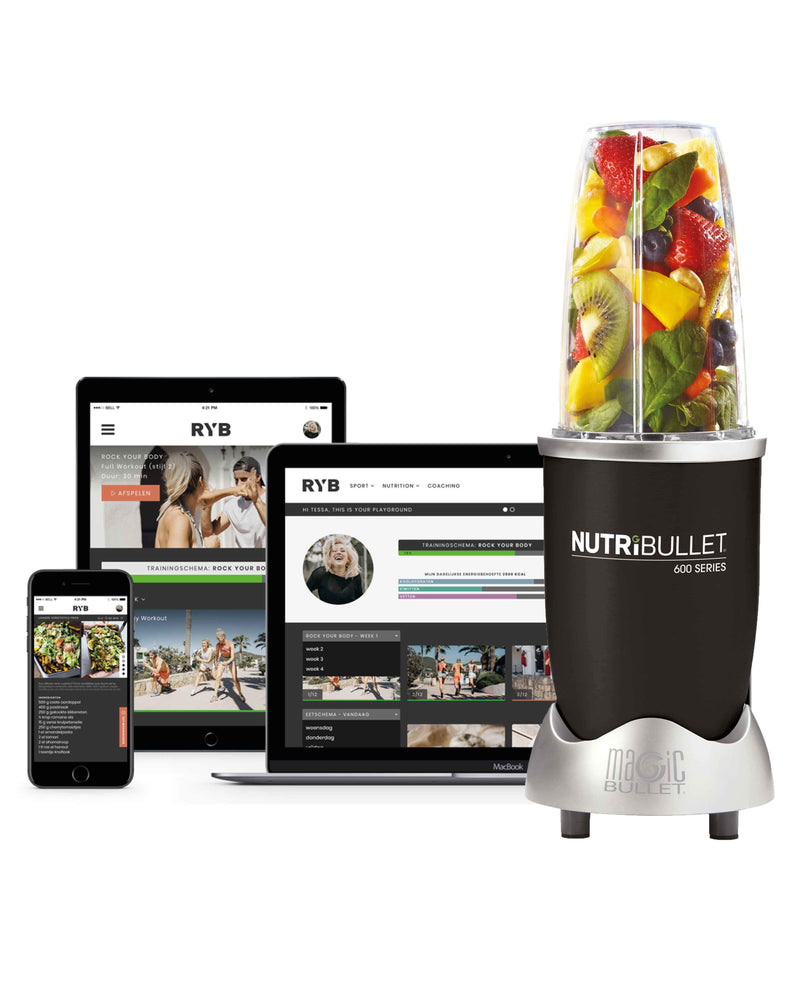 NutriBullet - The Green Happiness