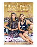 Your 50 Days summer edition e-book - The Green Happiness