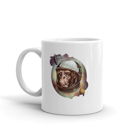Space Chimp Mug