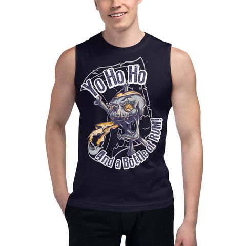Yo Ho Ho Muscle Shirt