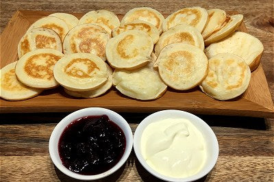 Pikelets In Your Pie Maker