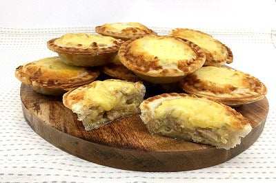 Cheesy Tuna Pattie Pies In Your Pie Maker
