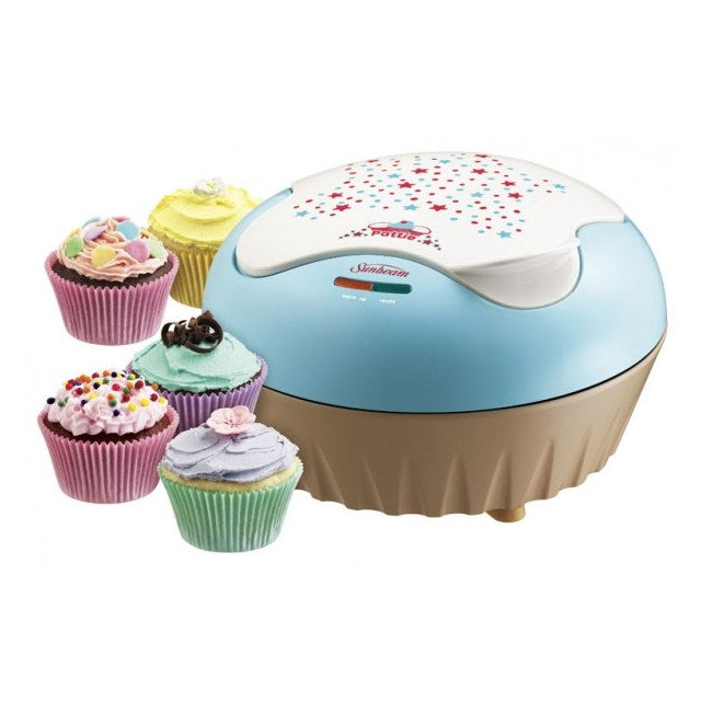 Sunbeam Cupcake Maker CC3200 Instruction Manual