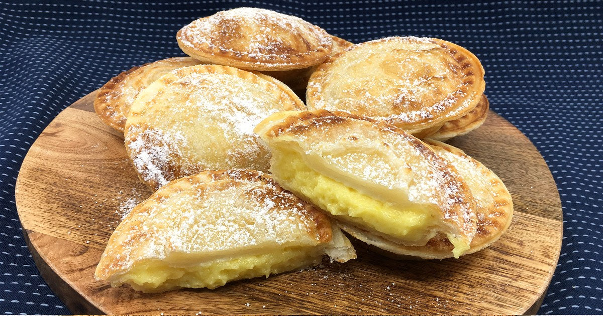 Pie Maker Custard Pies