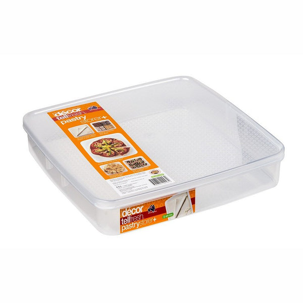Decor 2.5L Tellfresh Pastry Storage Container